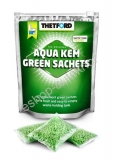 Aqua Kem Sachets  green Zip Bag