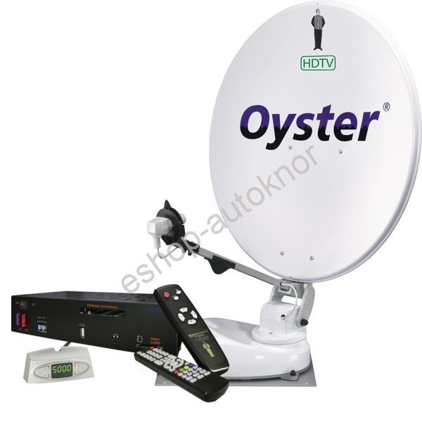 Satelit Oyster Digital 65 HDTV Twin