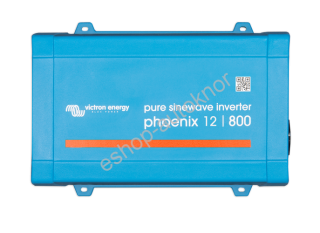Měnič napětí SINUS Victron Energy Phoenix VE.Direct 800VA 12V