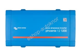 Měnič napětí SINUS Victron Energy Phoenix VE.Direct 1200VA 12V