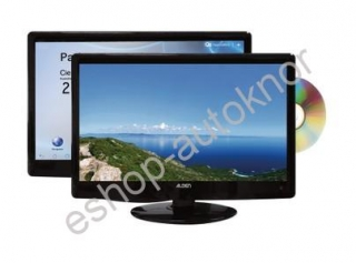"Alden Led TV 22"" DVD 12V"