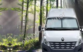 Rolety pro Renault Master